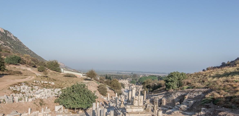 Aerial View Ephesus