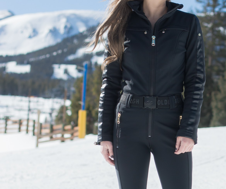 Goldbergh Black Phoenix Ski Suit