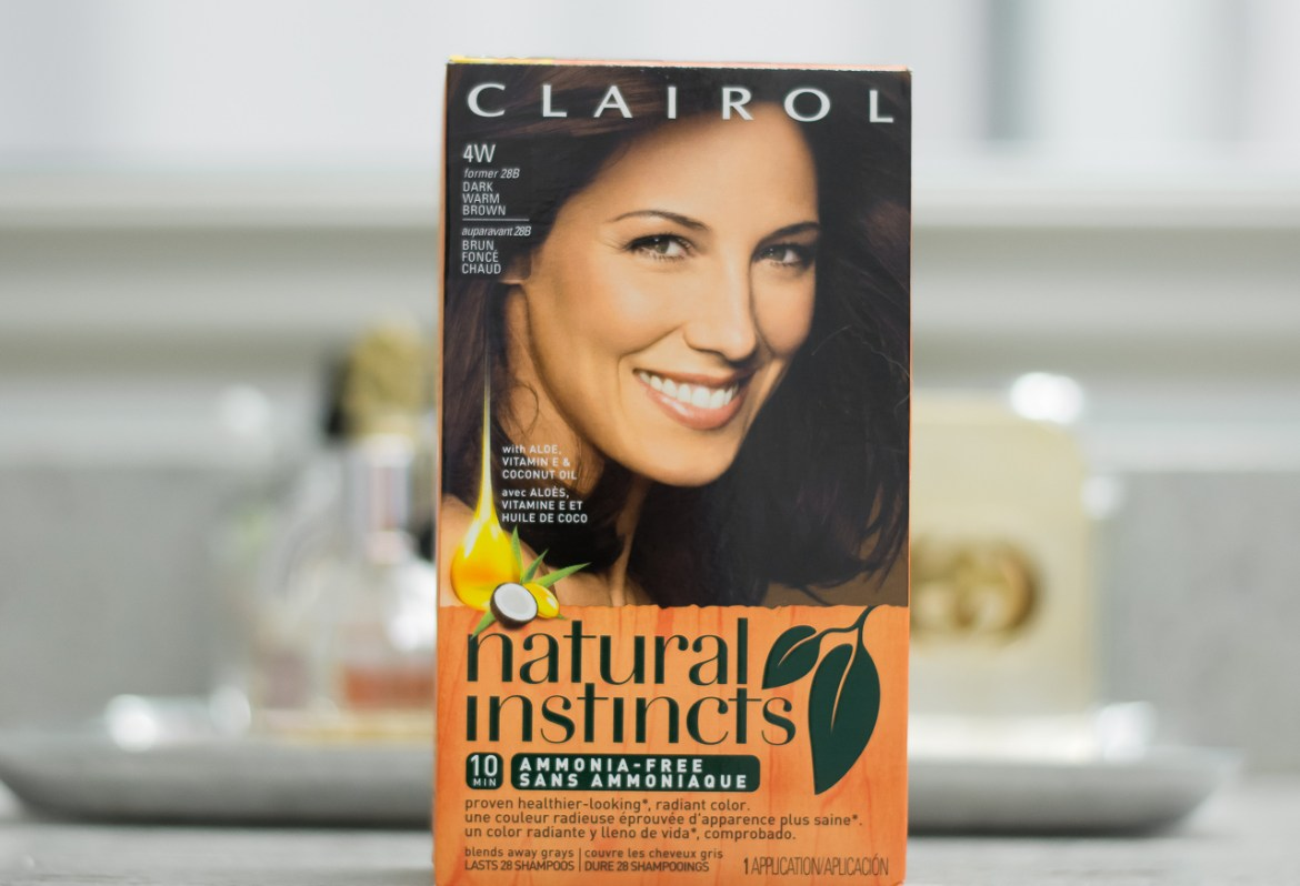 Clairol Natural Instincts: How To Color Hair At Home