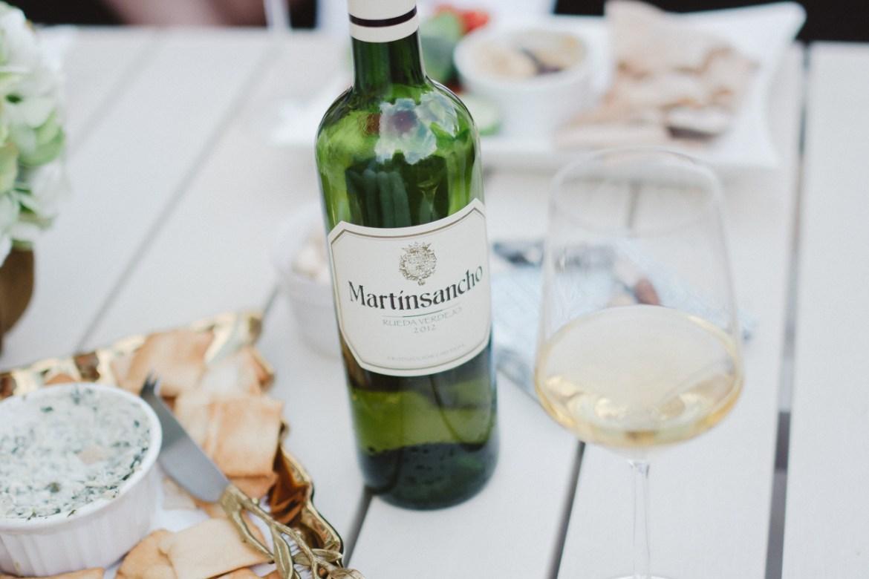 Rueda Verdejo Martinsancho White Wine