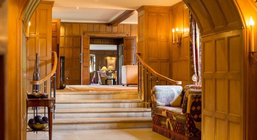 Whatley Manor Lobby Malmesbury