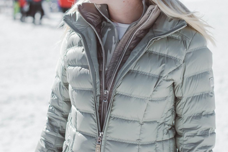 bogner double zip jacket