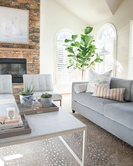 grey-couch-antelope-rug-modern