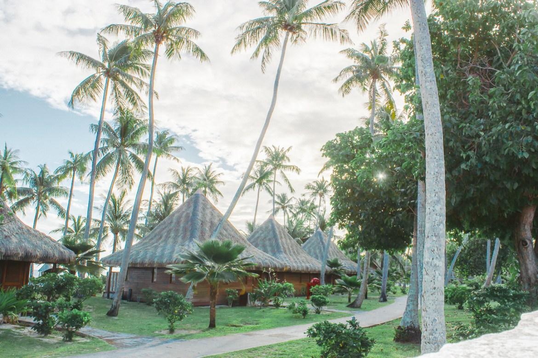Hotel Kia Ora Rangiroa French Polynesia Bungalows