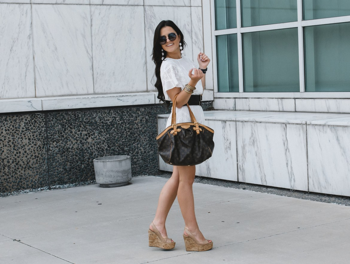 How To Wear A White Dress In Fall (8 of 17)