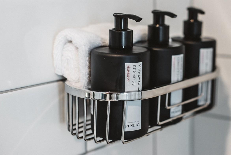 The Pendry San Diego Momento Shampoo Products