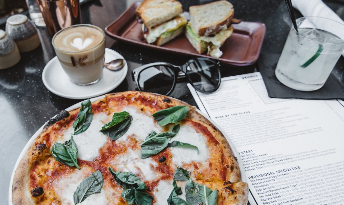 Provisional Pendry Brunch Pizza