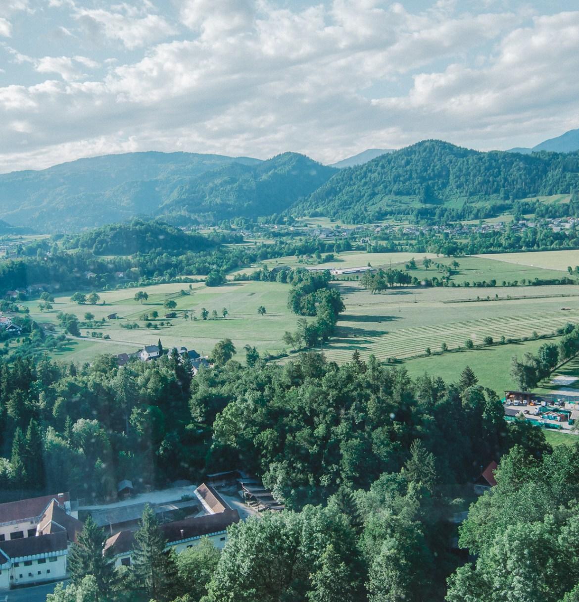 Julian Alps Bled Slovenia