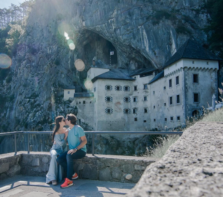 Predjama Castle Bled Slovenia
