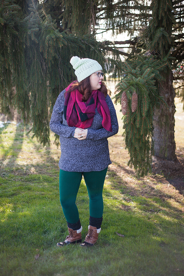 Wearable Wednesday: Knitted Up