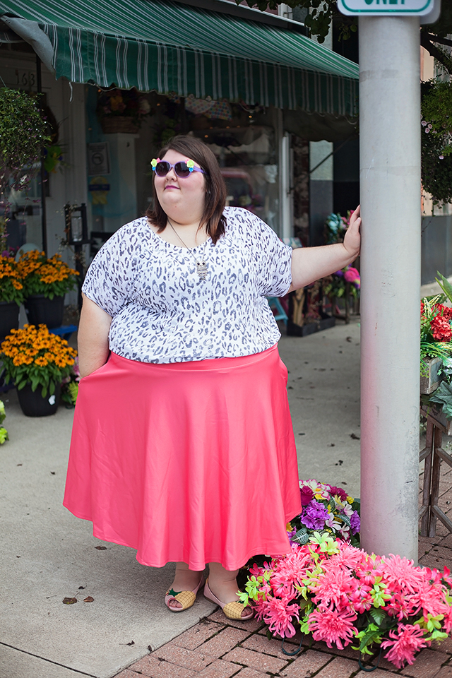 Wearable Wednesday: Pink Parade