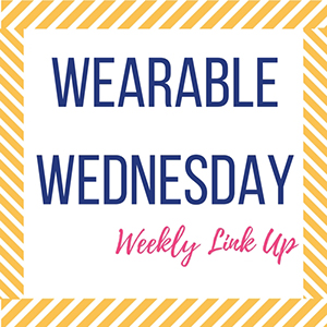 Confidently Pink - Wearable Wednesday #13