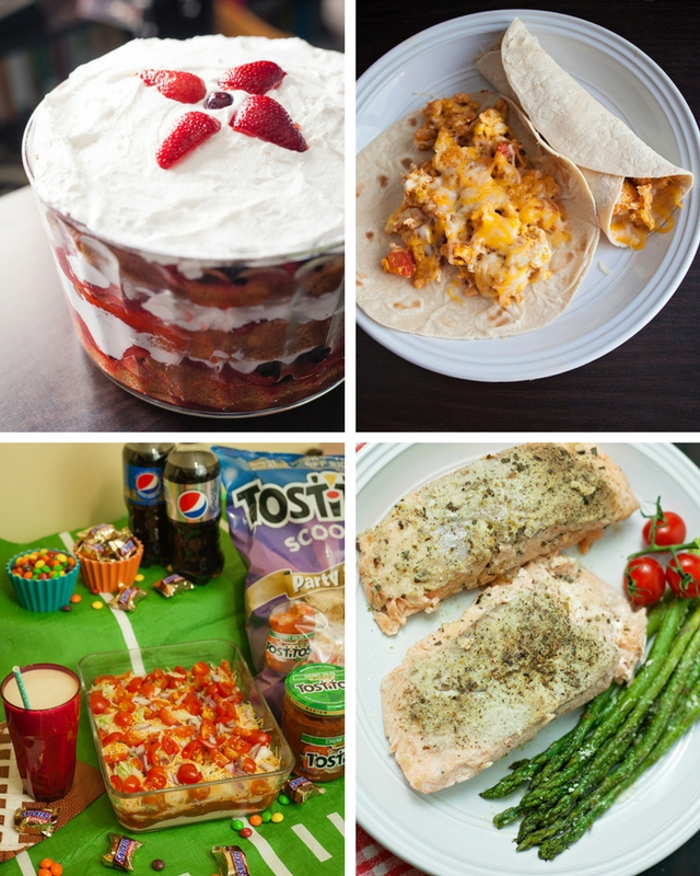Top Recipes of 2016