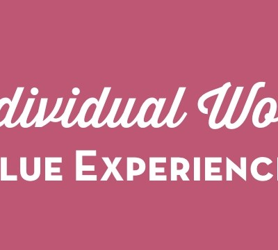Individual Worth Value Experience 5