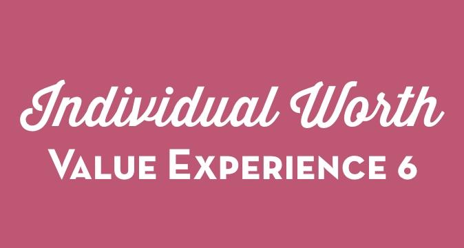 Divine Nature Value Experience 6