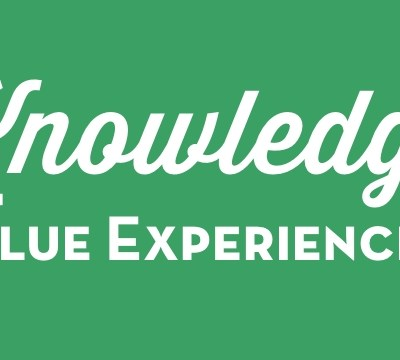 Knowledge Value Experience 6