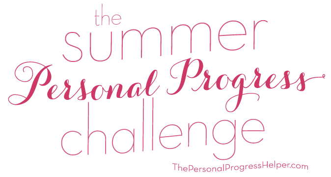 The Summer Personal Progress Challenge