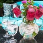 Frozen Iced Tea Bouquet