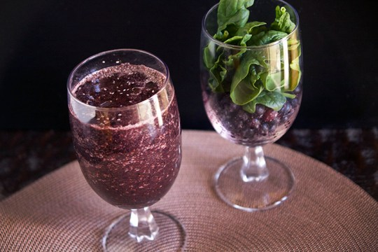 Antioxidant Blast Smoothie