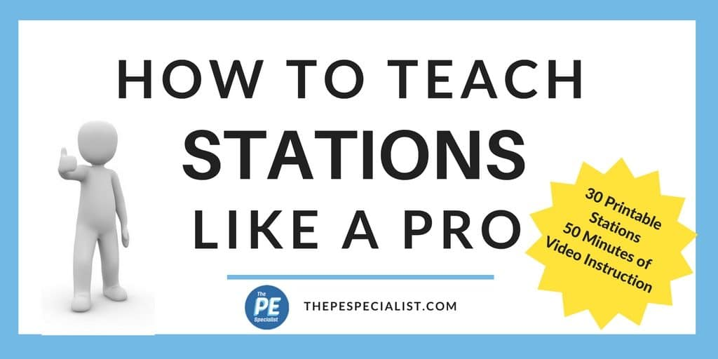 How to Teach Stations Like a Pro