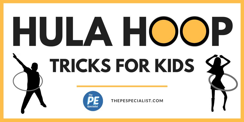 Hula Hoop Tricks in PE