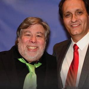 Peter-Diaz-with-Steve-Wozniak