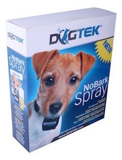 Dogtek Citronella Bark collar reviews