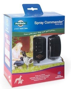 Petsafe commander bark collar
