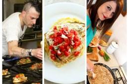 Hell's Kitchen 11 Chef Barret Swordfish recipe