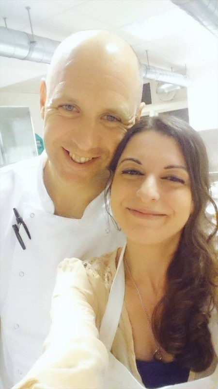 the petite cook with chef adam gray