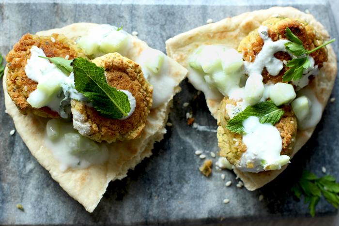 falafel-baked