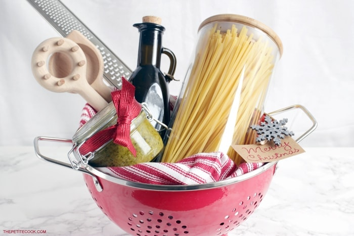 Homemade christmas food gifts the petite cook homemade allergy friendly christmas gifts guaranteed to please everyone from the pasta lover to negle Gallery