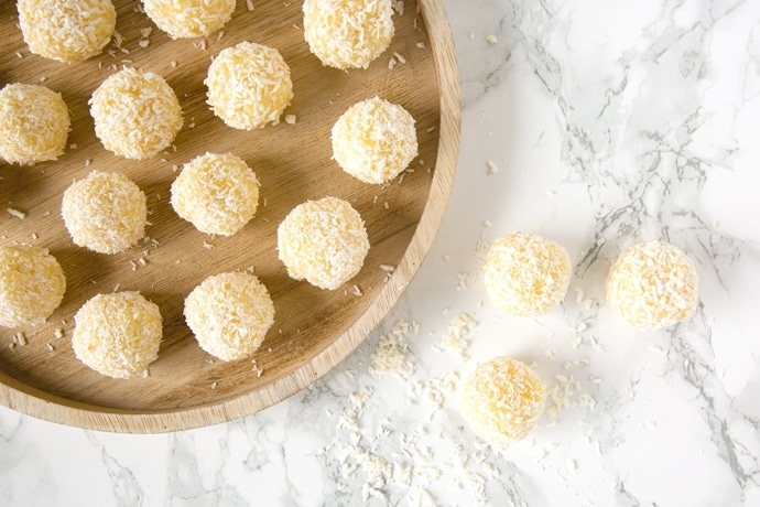 Easy pineapple ladoo the petite cook easy pineapple ladoo forumfinder Image collections