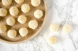 These Easy Indian Pineapple Ladoo make a fantastically simple dessert to celebrate festive occasions and are perfect to have as a quick afternoon snack too. Recipe by The Petite Cook