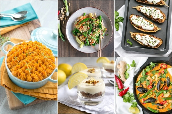 Best of 2017 on The Petite Cook! All your favorite recipes, with plenty of vegan, gluten-free, egg-free and dairy-free options! Read more on thepetitecook.com