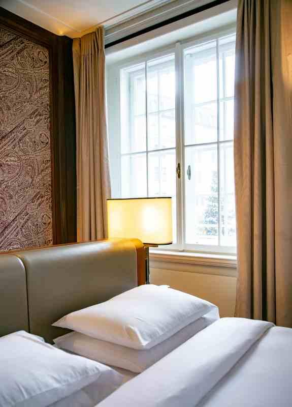 park hyatt vienna deluxe room with view