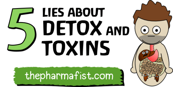 5 deceits about detox and toxins (intro)