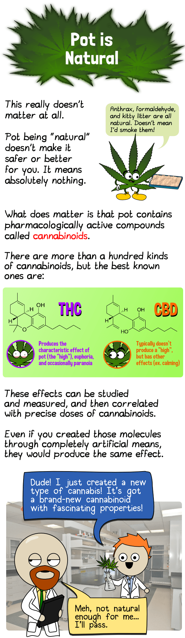 cannabis natural cannabinoids