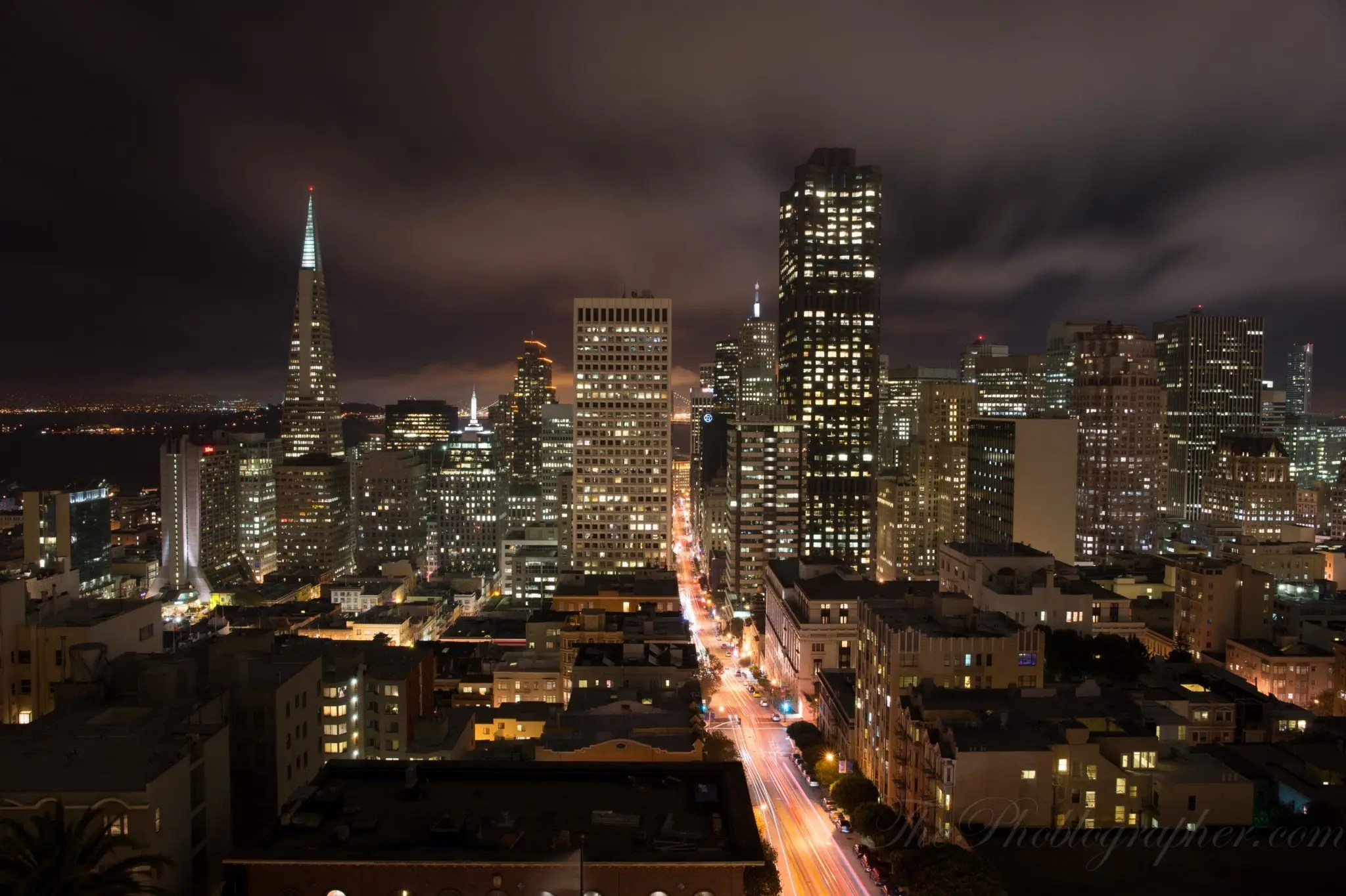 High Iso Cityscape Image Sample From The Sony A99 And A