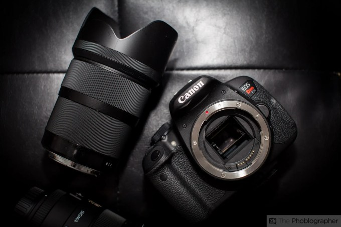 Chris Gampat The Phoblographer Canon T5i camera review product images (3 of 7)ISO 1001-200 sec at f - 4.5