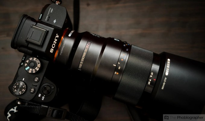 Chris Gampat The Phoblographer Sony A7r Mk II product images review (1 of 3)ISO 4001-100 sec at f - 2.8