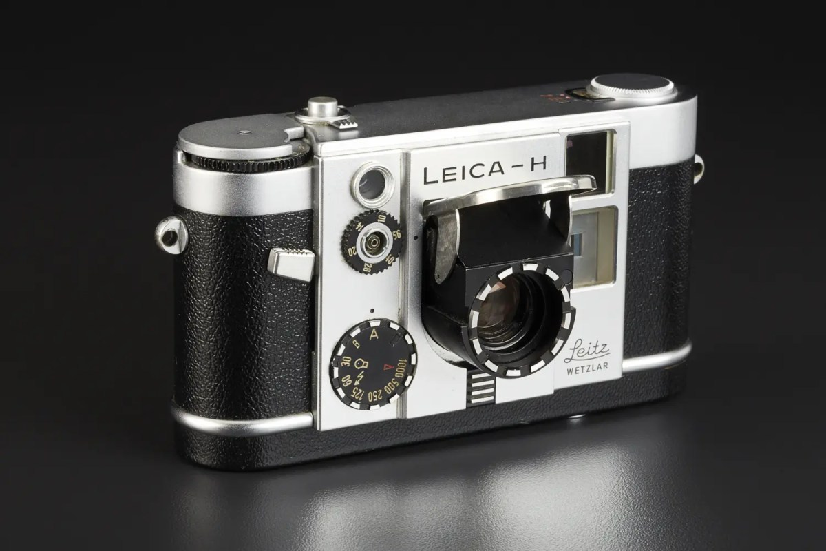 The Leica H: A Little Leica Camera That Never Got Made