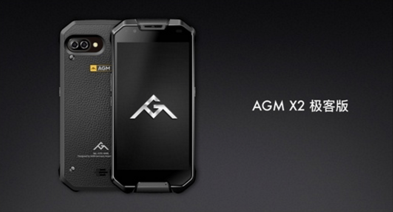 AGM X2 releases