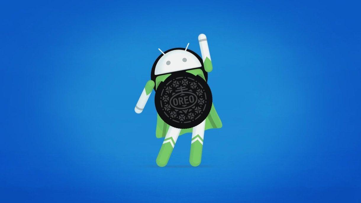 Android 8.0 Oreo Wallpaper