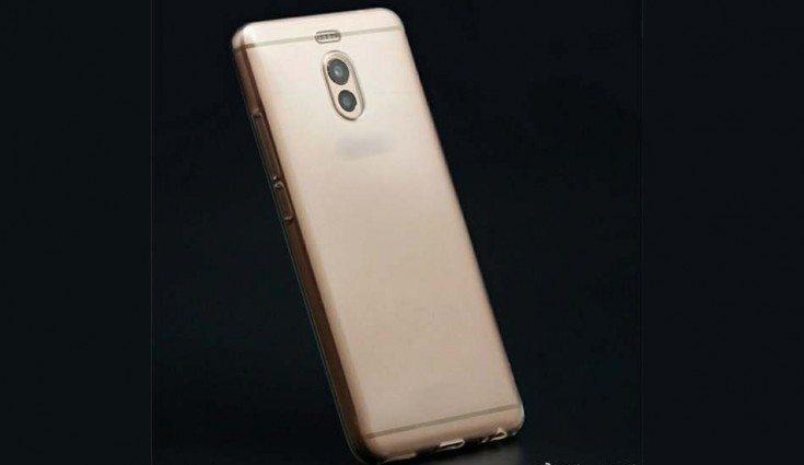 Meizu M6 Note (Blue Charm Note 6) design leaked