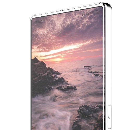 SHARP full-screen flagship top