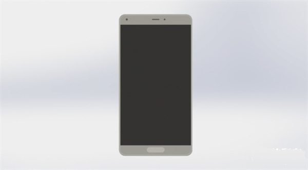 Xiaomi Mi 6C first leak appearance front