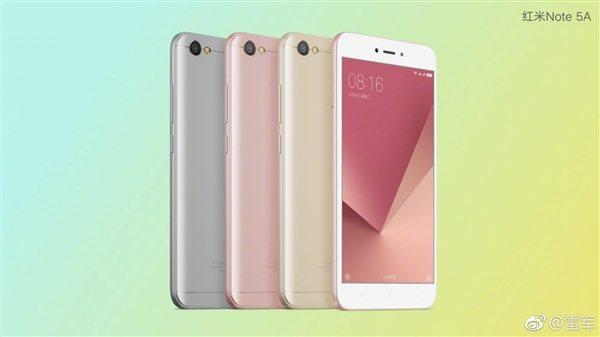Xiaomi Redmi Note 5A featured