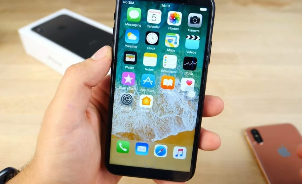 Apple iPhone X Clone Unboxing Video 1