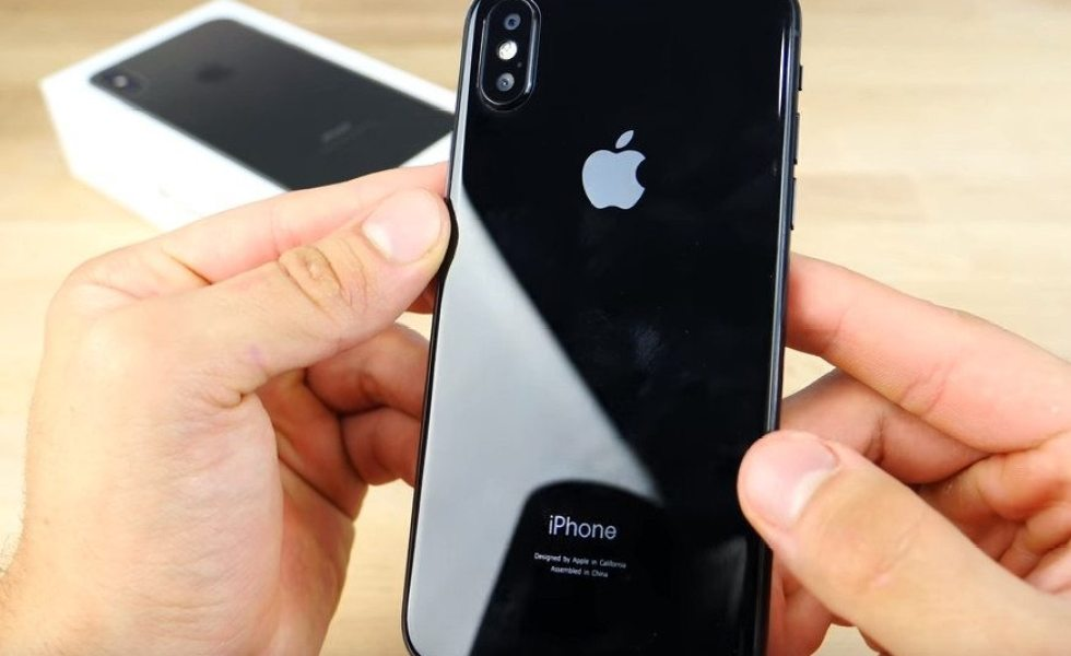 Apple iPhone X Clone Unboxing Video 9